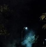 東海白塔某莊垃圾焚燒!