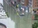 通告:暴雨来袭,这些路段积水请谨慎驾驶!