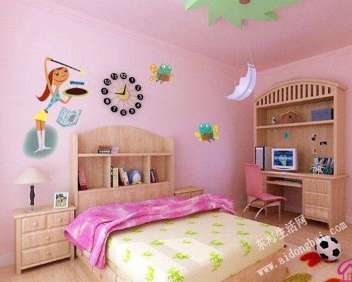 ---儿童房手绘墙