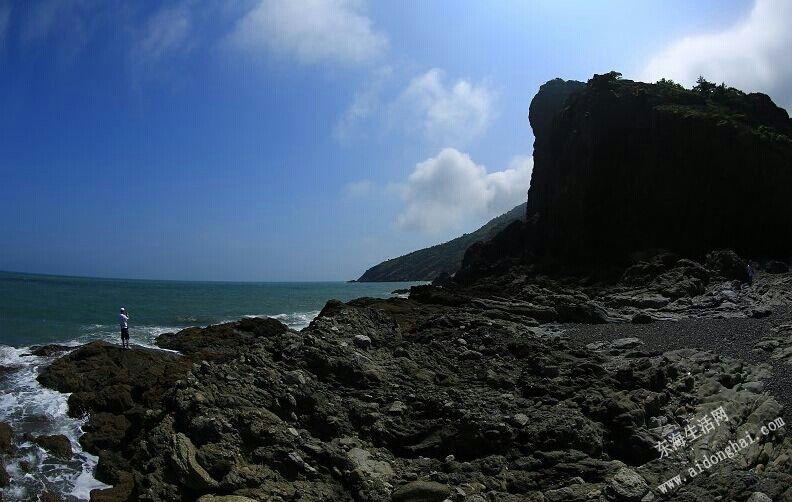 东海红豆户外俱乐部山东胶南灵山岛两日游 - 旅游