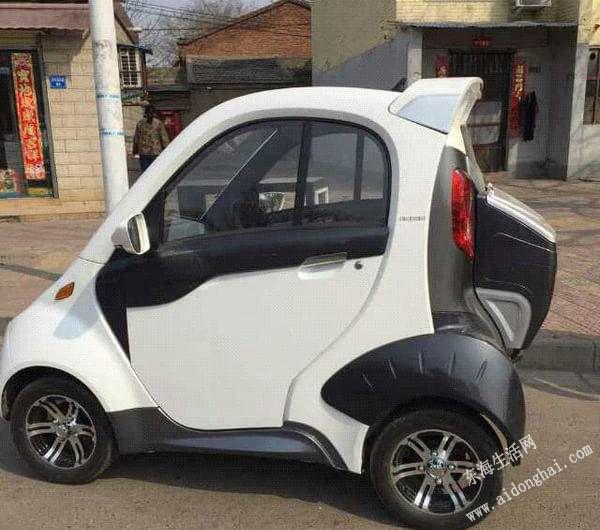 出售二手丽驰电动汽车价格面议