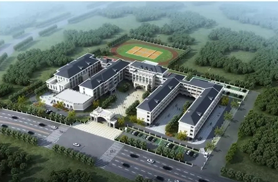 最新!东海城北又添一所公办小学!已经正式开工建设!位置在...
