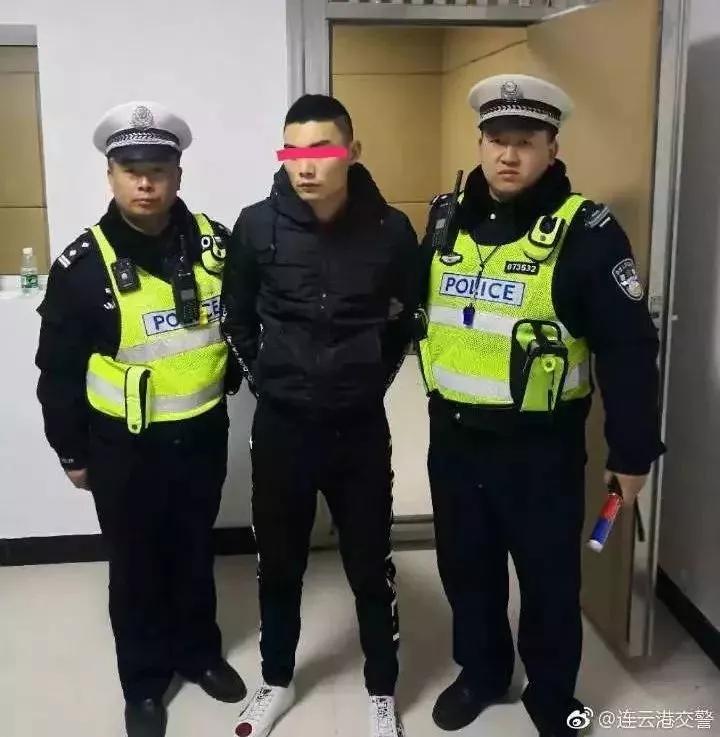 东海一男子因他人酒驾被抓,结果查出他的身份竟然是...