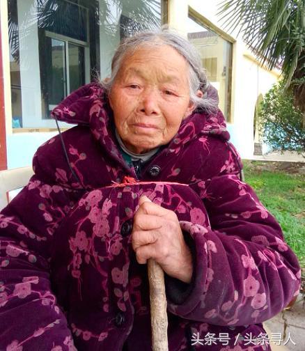 急寻亲人:七旬老太在宿迁被救助,身高1米54,自称叫杨真凤