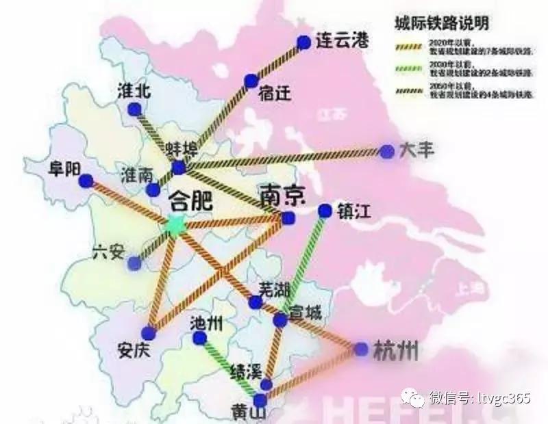 连云港至安徽正在规划一条铁路,有可能会经过东海这些地方!