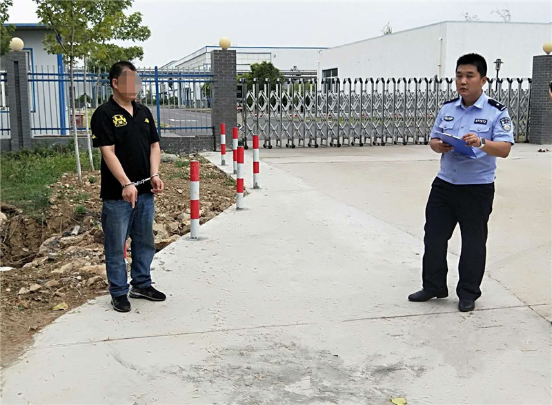 看看这是东海哪个厂的?厂里两员工偷电缆线,被监控当场拍下~