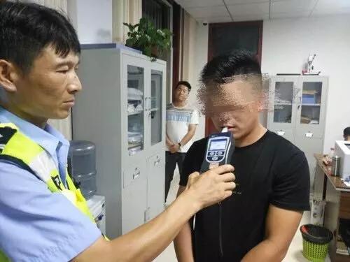 """东海人都来看看这个""""不怕死""""的!第三次酒驾被抓,而且还是..."""