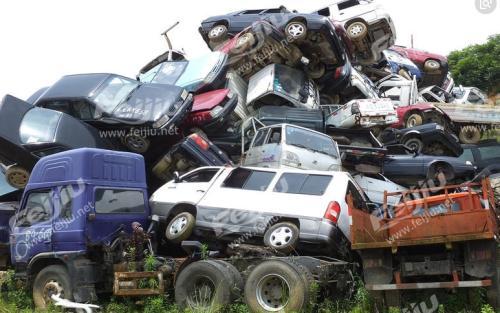 东海这76辆车是报废车!请车主尽快办理年审或报废业务!