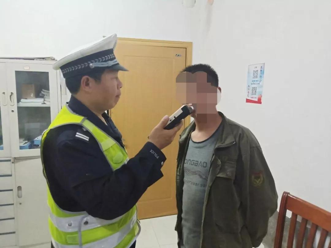 脑洞大开!东海一男子诬告民警乱执法被拘留!