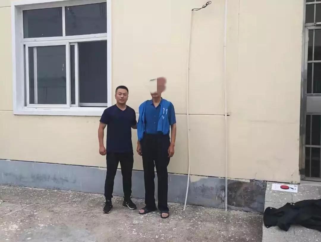 缺德!兩男子詐騙洪莊八旬老人40多萬!終于全部落網!