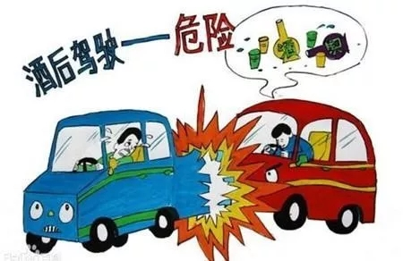 作死!东海一男子曾经醉驾发生车祸被判刑,这次又醉驾发生车祸再次被判刑!