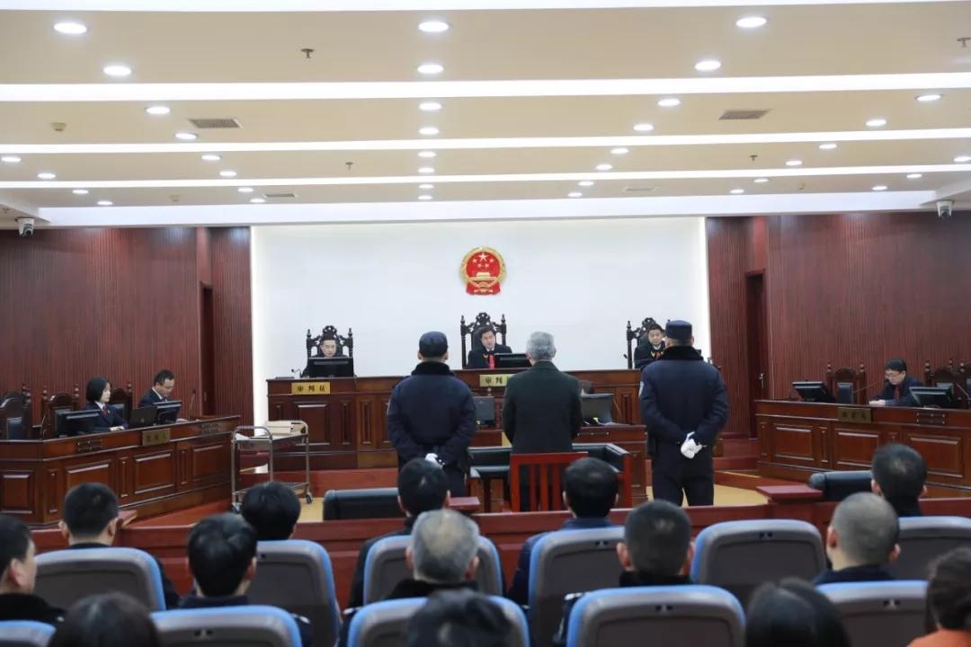 受贿173万!市公安局指挥中心原主任颜景硕当庭认罪,择期宣判!