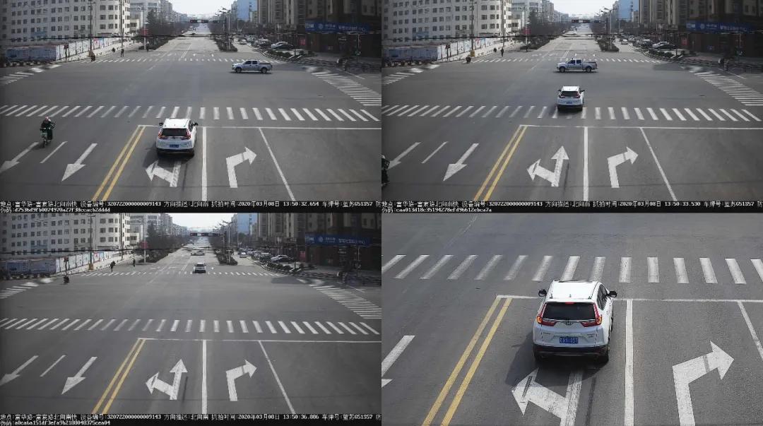 东海这几位车主要当心啦...你们闯红灯被曝光了!