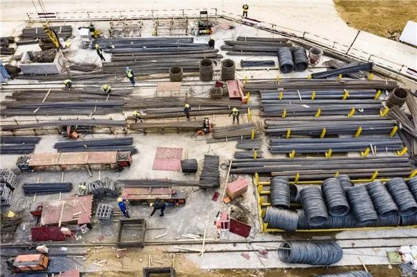 东海高铁站最新建设进展!
